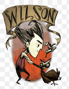 Don't Starve - Don't Starve Together Video Game Minecraft Player Character PNG