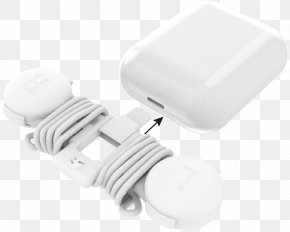 Apple - AirPods Apple Dogal Technology Gadget Flow PNG
