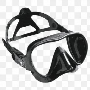 Mask - Aqua-Lung Scuba Set Aqua Lung/La Spirotechnique Diving & Snorkeling Masks Scuba Diving PNG