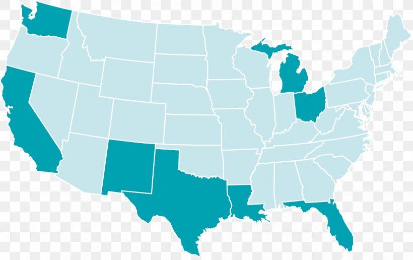 International Border States Of The United States Election ...
