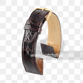 Brown - Watch Strap Buckle Clothing Accessories PNG
