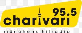Munich Hitradio Logo Dr. Michael Brand MEDIENDESIGN MARIA RANKMobile Radio - 95.5 Charivari PNG