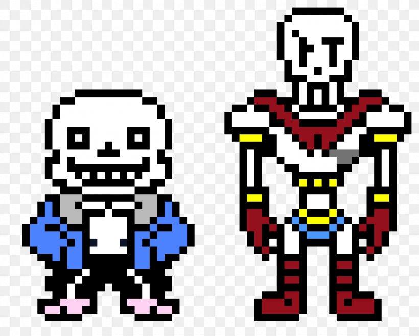 Undertale Mario Luigi Superstar Saga Papyrus Pixel Art