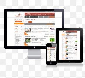 Web Design - Responsive Web Design Web Page Graphic Design PNG