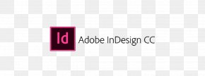 Indesign Cc - Logo InDesign CC: 2014 Release For Windows And Macintosh Adobe InDesign Font Brand PNG