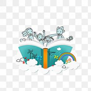 A Family Reading A Book - Uc2e0uc77cuc720uce58uc6d0 Uadfcud61cuc720uce58uc6d0 Pre-school Ub300uc720uc720uce58uc6d0 PNG