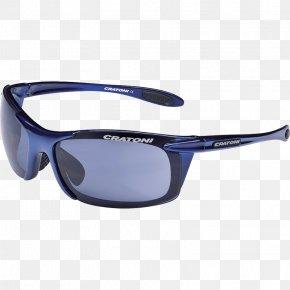 Glasses - Goggles Sunglasses Blue Polarized Light PNG