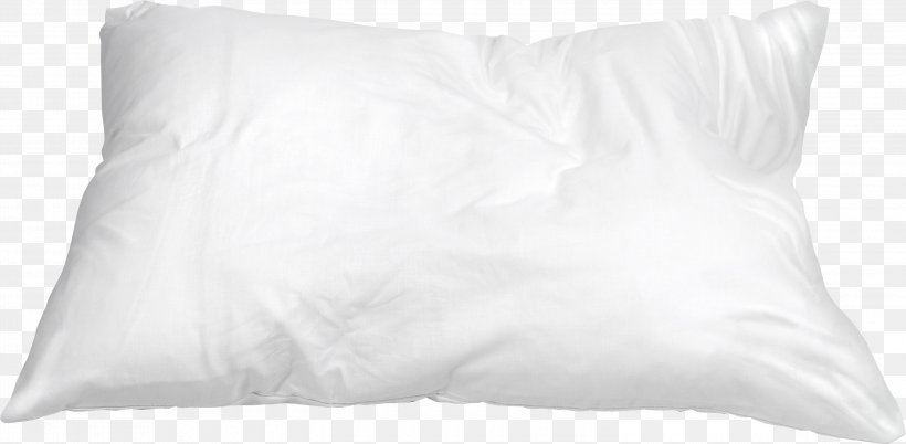 Throw Pillow Cushion Bed Sheet Black And White, PNG, 3000x1471px, Black And White, Bed, Bed Sheet, Bed Sheets, Black Download Free