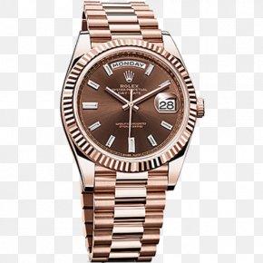 Rolex - Rolex Datejust Rolex Submariner Rolex Day-Date Watch PNG