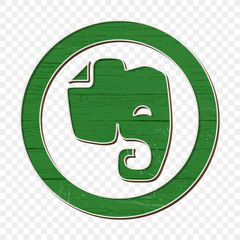Social Media Logo, PNG, 1190x1190px, Evernote Icon, Green, Logo, Meetup, Social Media Download Free
