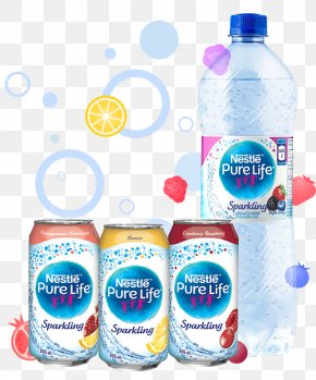Drinking Water Lose Weight - Carbonated Water After Eight Nestlé Pure Life Nestlé Waters Bottled Water PNG