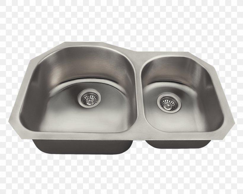 Kitchen Sink Kitchen Sink Stainless Steel Franke, PNG, 1000x800px, Sink, Bathroom, Bathroom Sink, Bowl, Brushed Metal Download Free