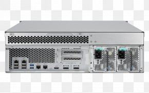 SATA 6Gb/s / SAS QNAP Systems, Inc. Serial ATA QNAP ES1640DC NAS ServerSAS 6Gb/sOthers - Network Storage Systems QNAP TS-EC1679U-SAS-RP NAS Server PNG