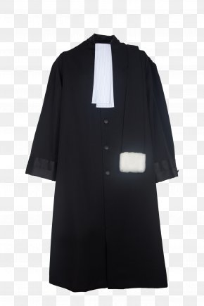 Lawyer - Robe D'avocat Toga Lawyer Court Dress Magistrate PNG