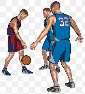 Basketball Team - Basketball Team Sport Dribbling PNG