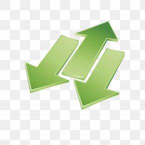Green Business Arrow - Hewlett Packard Enterprise Iconfinder Icon PNG