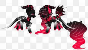 Horse - Carnivores Horse Demon Mammal Illustration PNG