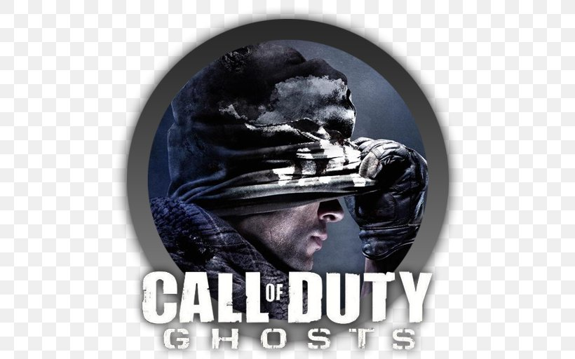 Call Of Duty: Ghosts Call Of Duty: Black Ops II Call Of Duty: Modern Warfare 2, PNG, 512x512px, Call Of Duty Ghosts, Brand, Call Of Duty, Call Of Duty 4 Modern Warfare, Call Of Duty Advanced Warfare Download Free