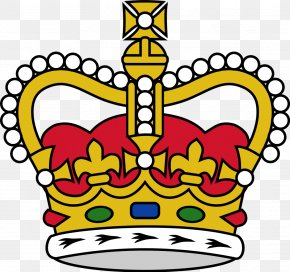Crown - Crown Jewels Of The United Kingdom St Edward's Crown Monarch PNG