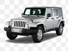 Jeep Tires - 2010 Jeep Wrangler Chrysler Car Sport Utility Vehicle PNG