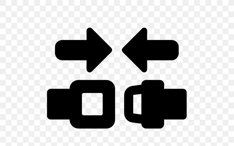 Seat Belt, PNG, 512x512px, Seat Belt, Belt, Black And White, Brand, Logo Download Free