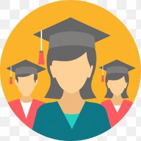 Bachelor Vector - Graduation Ceremony Square Academic Cap Student Graduate University PNG