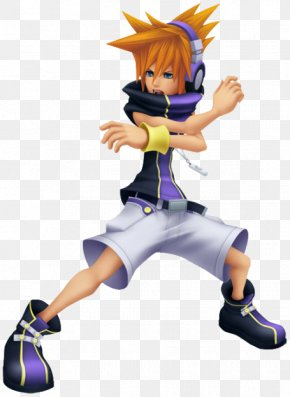 Kingdom Hearts - The World Ends With You Kingdom Hearts 3D: Dream Drop Distance Video Game Sora PNG