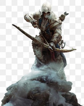 Assassins Creed - Assassin's Creed III Assassin's Creed IV: Black Flag Assassins Video Game PNG