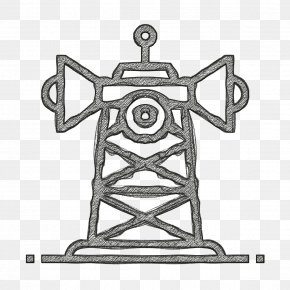 Coloring Book Metal - Communication Icon Technology Icon Telecommunication Icon PNG