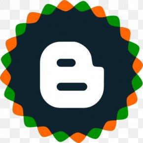 Social Media - Blogger Social Media Button PNG