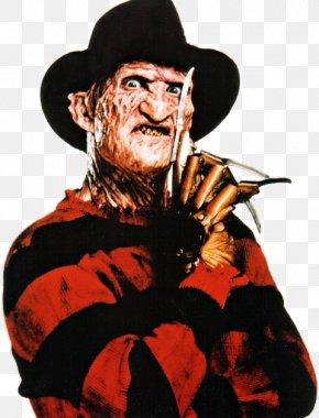 Horror - Robert Englund Freddy Krueger A Nightmare On Elm Street Michael Myers Jason Voorhees PNG