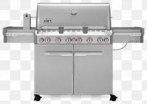 Barbecue - Barbecue Grilling Weber-Stephen Products Natural Gas Weber Summit S-670 PNG