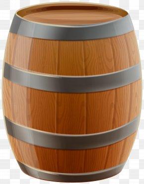 Wooden Barrel Clip Art - Oktoberfest Beer Barrel Clip Art PNG