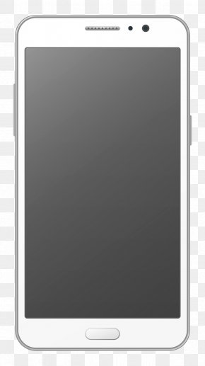 Smartphone - Smartphone Telephone IPhone Clip Art PNG