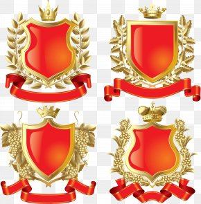 Crown Jewels - Emblem Graphic Design Heraldry PNG
