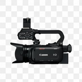 High-end Business Card - Video Cameras Canon Professional Video Camera Zoom Lens PNG