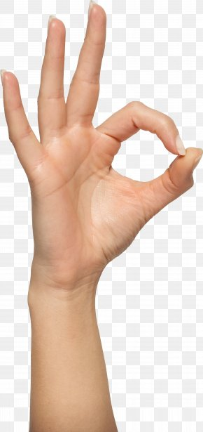 Hands , Hand Image Free - OK Gesture Hand PNG