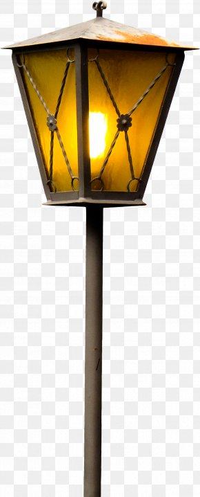 Lamp Lighting - Street Light Lighting PicsArt Photo Studio PNG