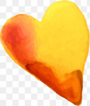Heart Watercolor - Heart PNG