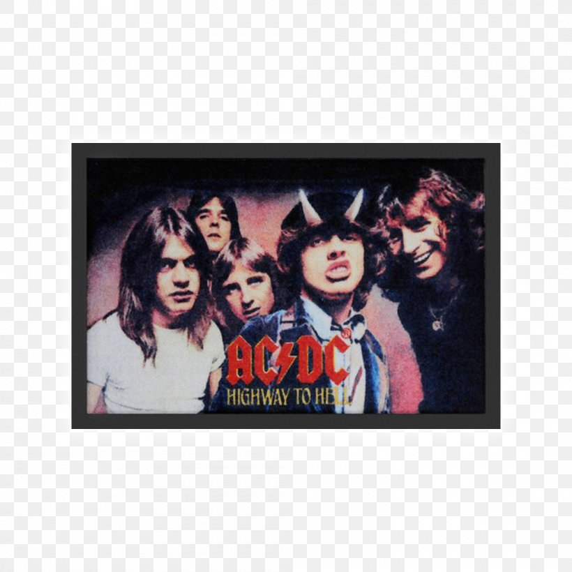 Highway to hell by ac/dc digital sheet music for piano/vocal.