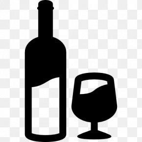 Wine - Wine Fizzy Drinks Drinking Bottle PNG