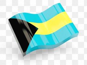Flag - Flag Of The Bahamas National Flag Image PNG