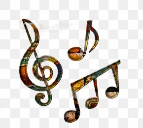 Musical Note - Musical Note Melody Musical Theatre Clip Art PNG