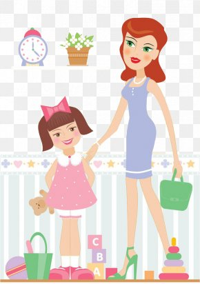 Mother And Child - Mother Child Royalty-free PNG