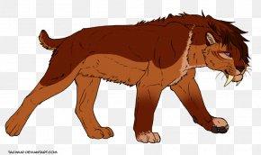 Lion - Lion Tiger Felidae Far Cry Primal Saber-toothed Cat PNG