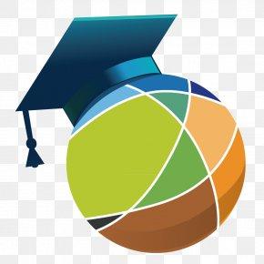 Dr. Cap Vector - Logo Educational Consultant Company PNG