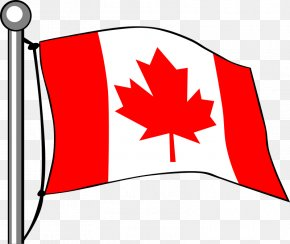 Hockey Puck Clipart - Flag Of Canada Clip Art PNG