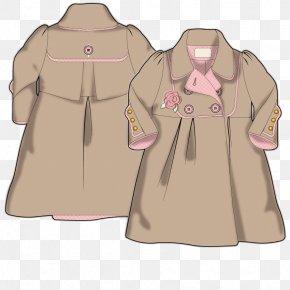 Vector Version Coat Women - Outerwear Clothing Designer PNG