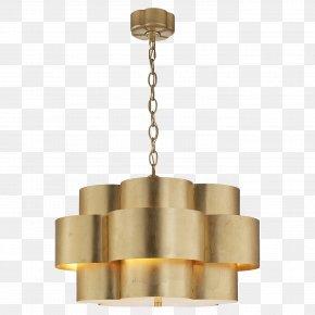 Gold Light - Charms & Pendants Lighting Designer Necklace PNG