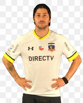 Colo Colo - Jaime Valdés Colo-Colo Chile National Football Team Jersey Football Player PNG